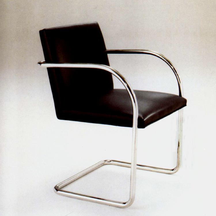 Bon Brueton Tubular Chair
